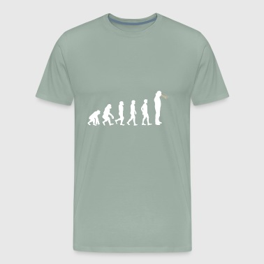gift harmonica evolution - Men's Premium T-Shirt