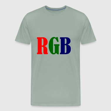 RGB - Men's Premium T-Shirt