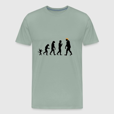 Trump evolution 2 - Men's Premium T-Shirt
