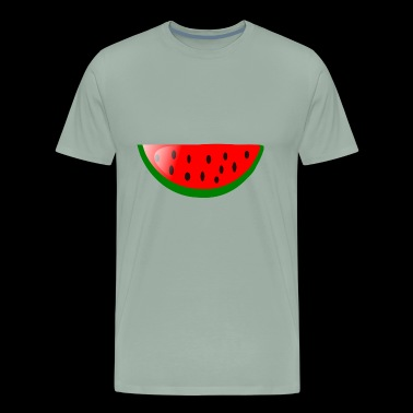 watermelon - Men's Premium T-Shirt