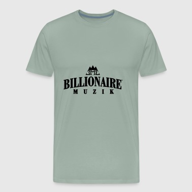 billionaire LOGO - Men's Premium T-Shirt