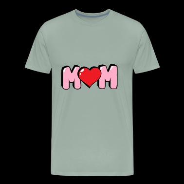 mom8 - Men's Premium T-Shirt