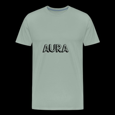 Aura BLK - Men's Premium T-Shirt