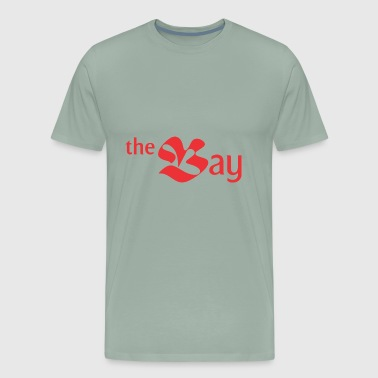 The Bay - Men's Premium T-Shirt
