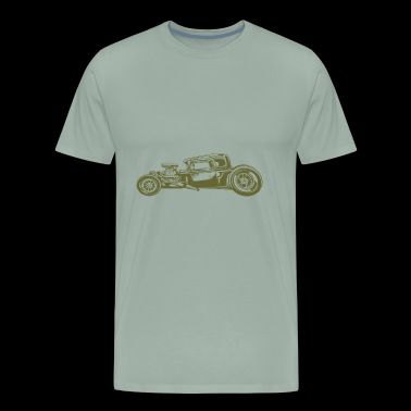 Hot Rod 04 - Men's Premium T-Shirt
