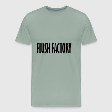 flush factorys - Men's Premium T-Shirt