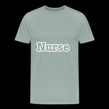 Nurse Tshirts - Men's Premium T-Shirt