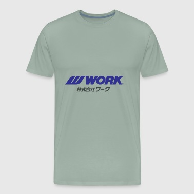 Work Wheels - JDM - Men's Premium T-Shirt