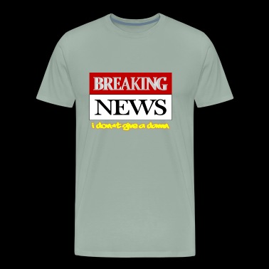 BREAKING NEWS - Men's Premium T-Shirt