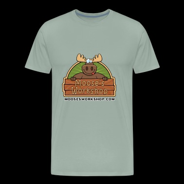 Moose's Workshop - Men's Premium T-Shirt