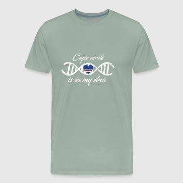 love my dna dns land country Cape verde - Men's Premium T-Shirt