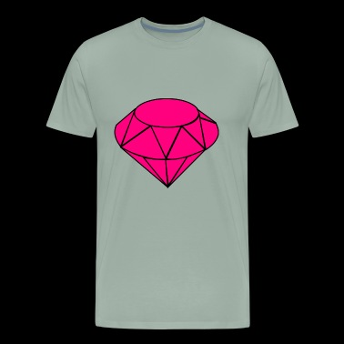 ruby - Men's Premium T-Shirt