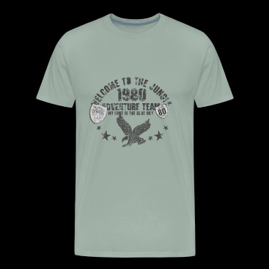Eagle Start 1980 - Men's Premium T-Shirt
