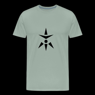 Shadows black logo - Men's Premium T-Shirt