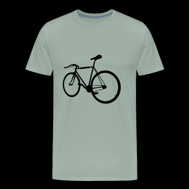 fixie bike - Men's Premium T-Shirt