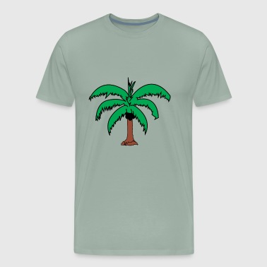 coconut - Men's Premium T-Shirt