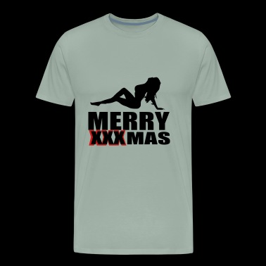 merry xxx mas - Men's Premium T-Shirt