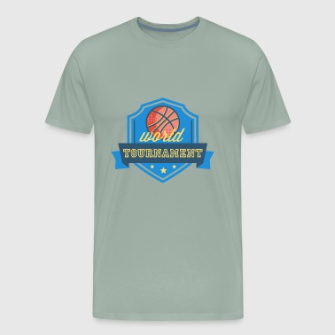 Tournament - Men's Premium T-Shirt