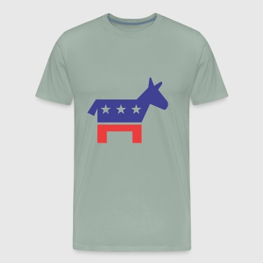 Democratic Party - Men's Premium T-Shirt