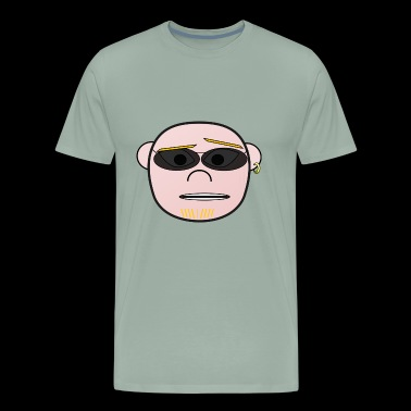 bald - Men's Premium T-Shirt