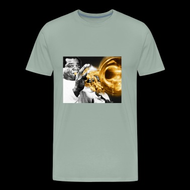 Louis Armstrong - Men's Premium T-Shirt