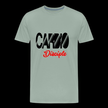 cardio disciple - Men's Premium T-Shirt