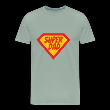 Super Dad Gift - Men's Premium T-Shirt