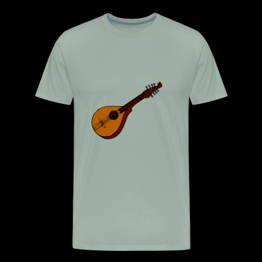 mandolin - Men's Premium T-Shirt