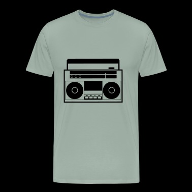 Boom Box - Men's Premium T-Shirt
