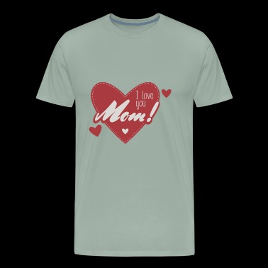 mom5 - Men's Premium T-Shirt