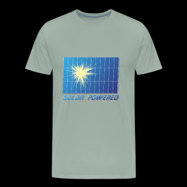 Great Proud Solar Environmental Activists - Men's Premium T-Shirt