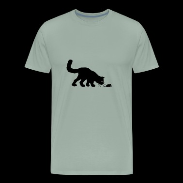 cat 1733263 - Men's Premium T-Shirt