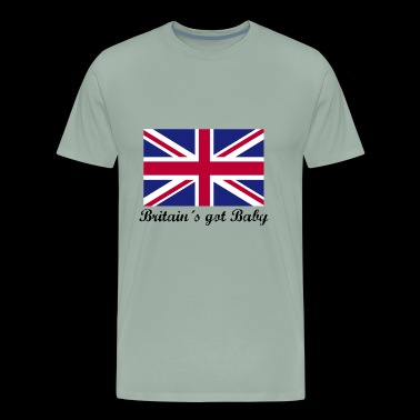 Britain´s got Baby Shirt Gift Idea - Men's Premium T-Shirt