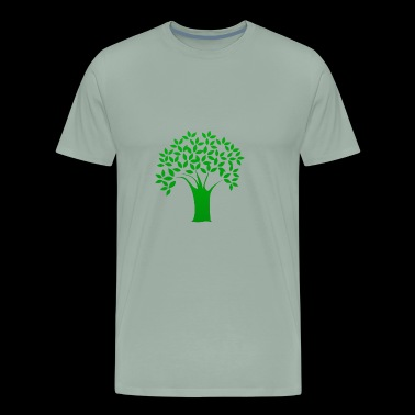 arbre - Men's Premium T-Shirt