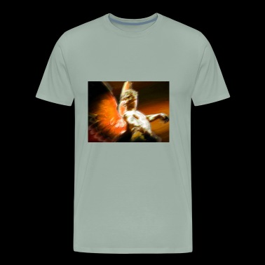 Fire Angel 2 - Men's Premium T-Shirt