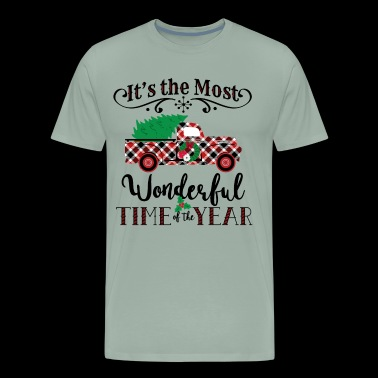 Most Wonderful Time of the Year - Men's Premium T-Shirt