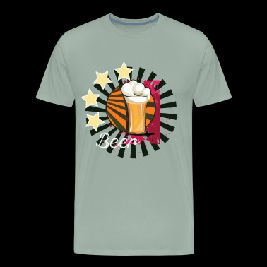 Four stars beer - Men's Premium T-Shirt