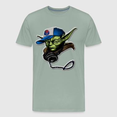dj yoda - Men's Premium T-Shirt