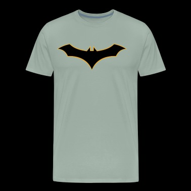 Batman Rebirth Logo - Men's Premium T-Shirt