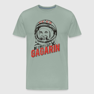 Gagarin - Men's Premium T-Shirt