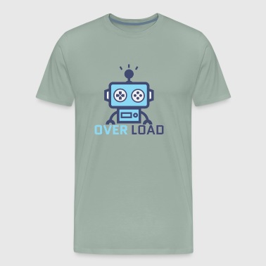 OverLoad Discord Merch - Men's Premium T-Shirt