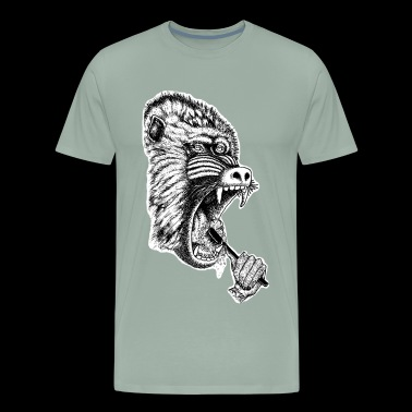 Mandrill - Men's Premium T-Shirt