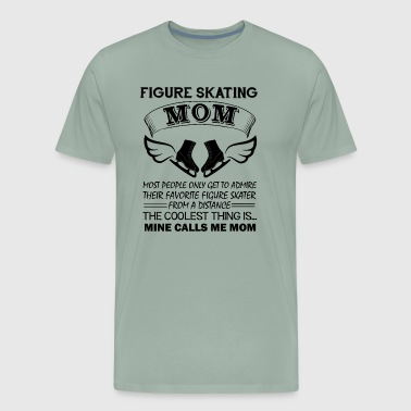 Figure Skating Mom Shirt - Men's Premium T-Shirt