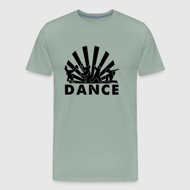 Breakdance Player Shirt - Men's Premium T-Shirt