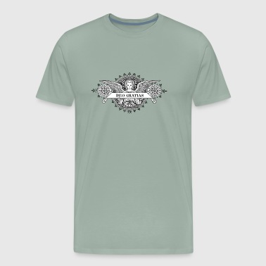 THANKS BE TO GOD ANGEL - Men's Premium T-Shirt