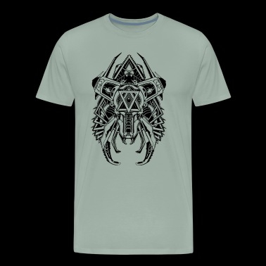 abstract design - Men's Premium T-Shirt
