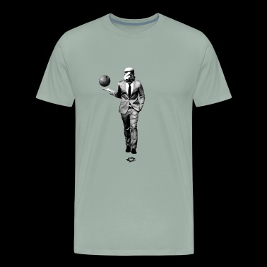 Biz Trooper - Men's Premium T-Shirt