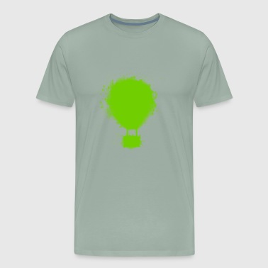 balloon green - Men's Premium T-Shirt