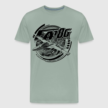 EA-18G Growler - Men's Premium T-Shirt
