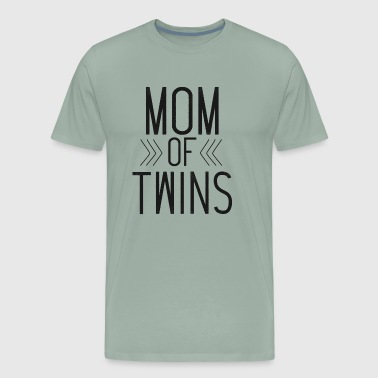 Mom Of Twins - Men's Premium T-Shirt